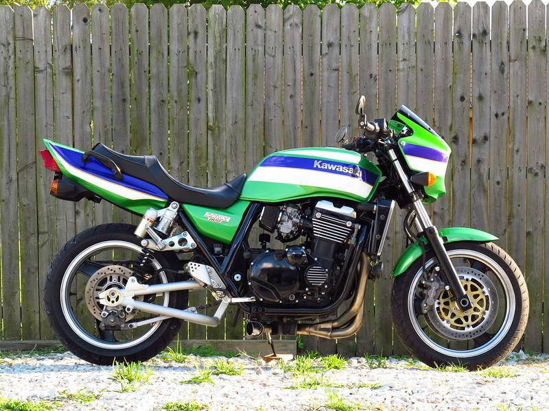 Kawasaki Zrx R Exhaust