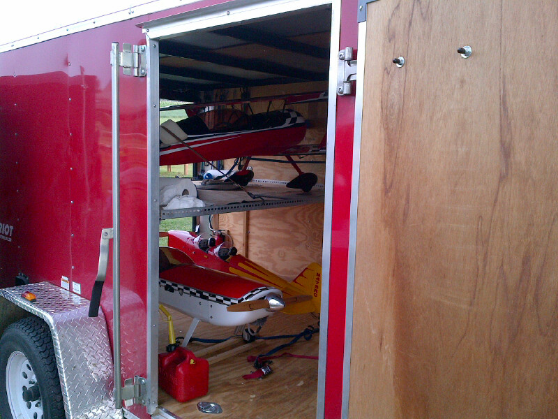 Enclosed Trailer That Fits In Garage