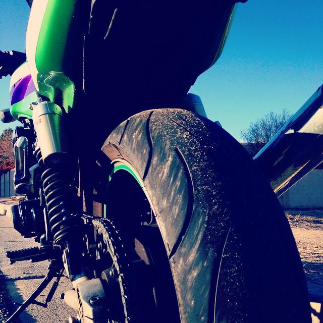 Powerslide Forum: How Do I Learn How To Powerslide? Is The Zrx A Good Bike