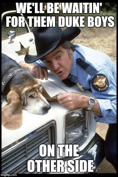 RIP: James Best, Sheriff Rosco P  Coltrane on
