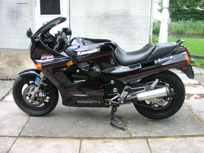 What bike did you have prior to getting your first ZRX? - Page 4