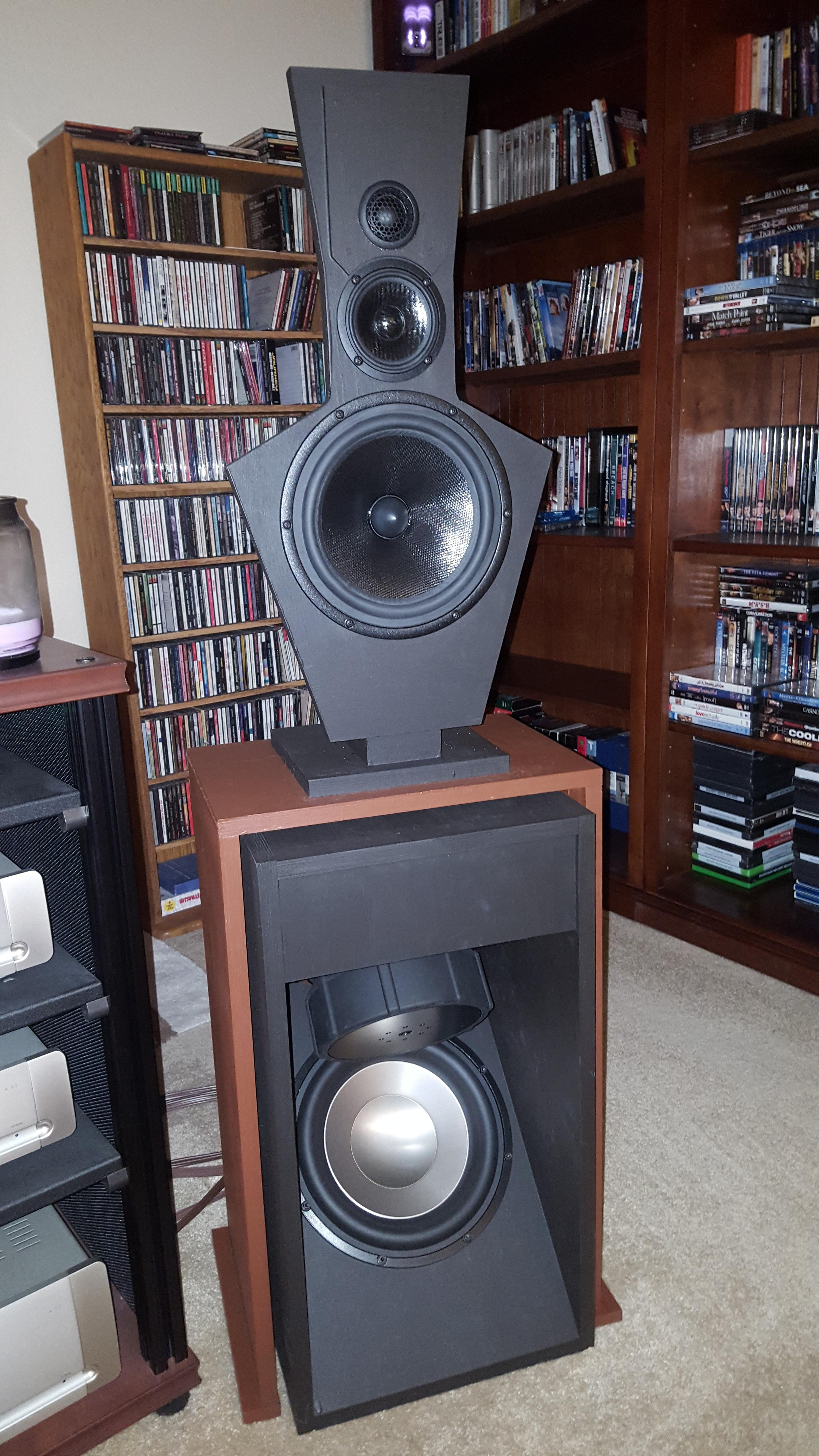 Audiophiles: woofer foam surround replacement