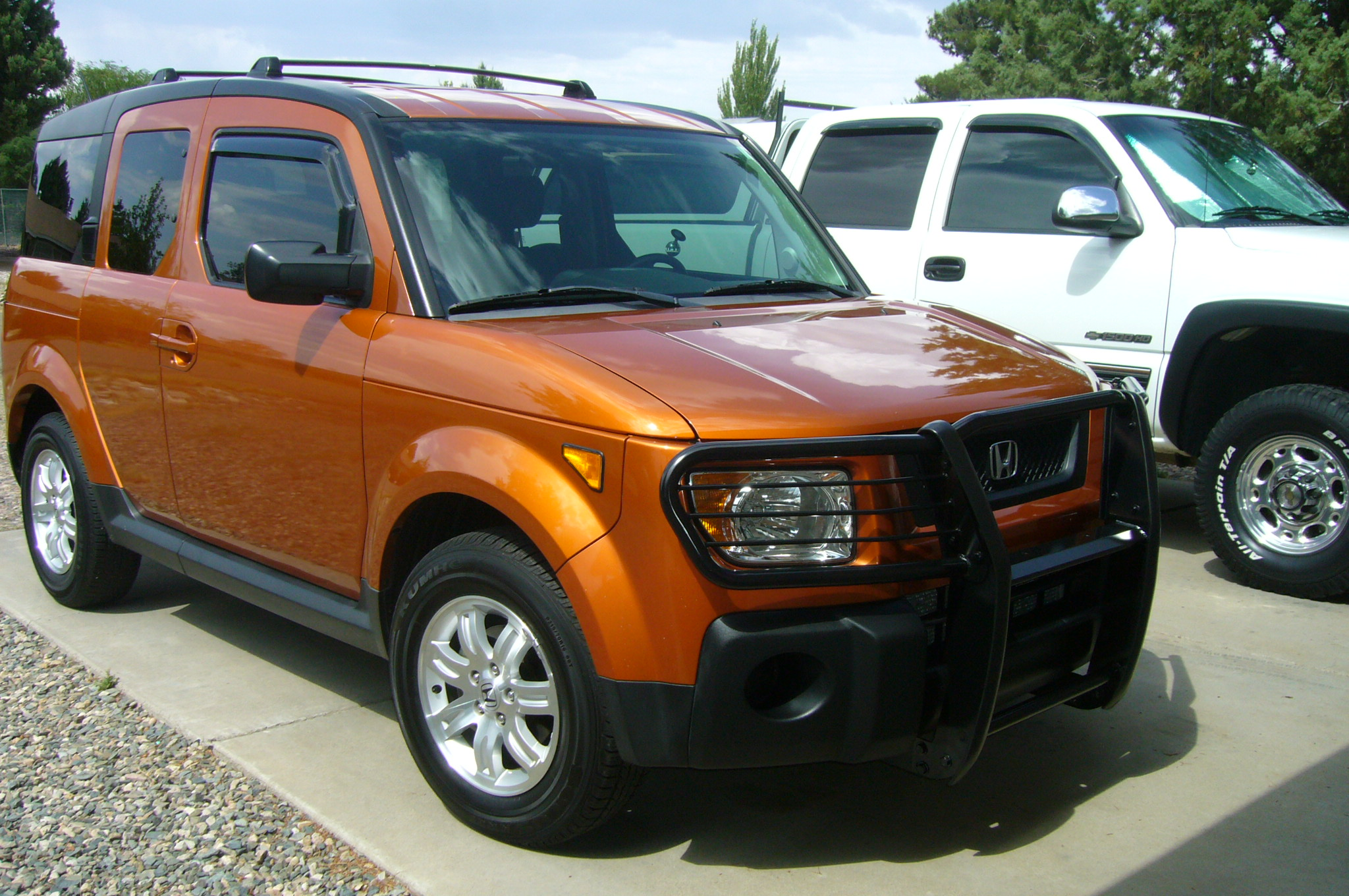 Name:  Honda Element.JPG