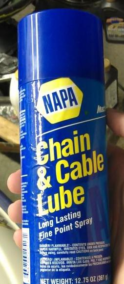 Name:  NAPA Chain and Cable Lube.jpg Views: 714 Size:  31.5 KB